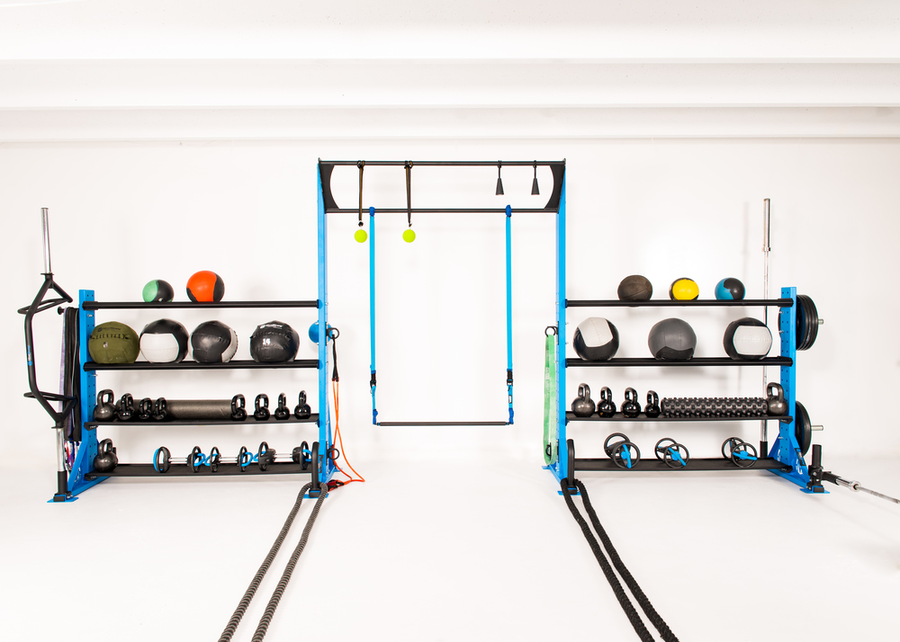 MoveStrong Elite storage rack