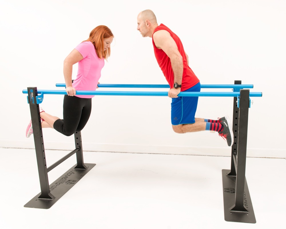 Elite Adjustable Parallel Bars Intro Special Web Only