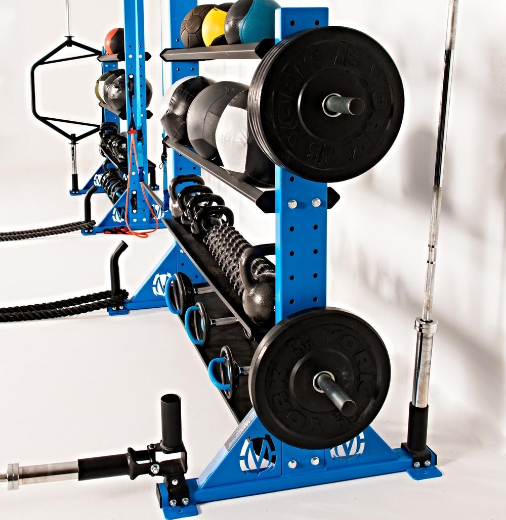 Elite Storage Rack Standard Single Movestrong