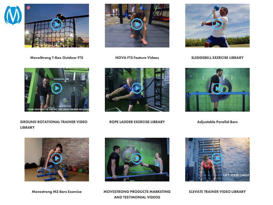 functional fitness videos