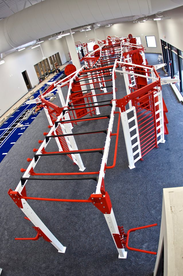 Custom Octagon Functional Fitness Equipment