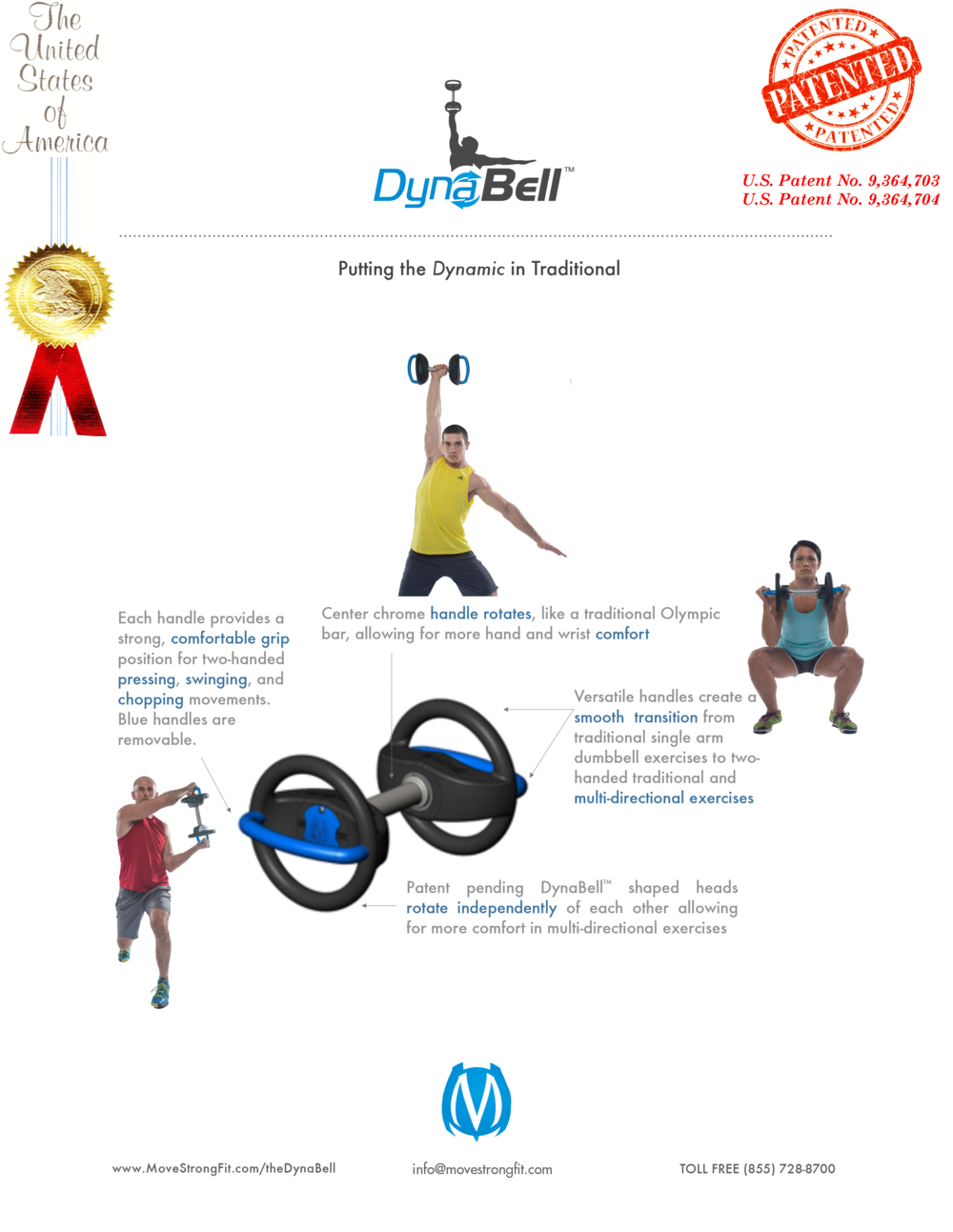 Dynabell-functional-training-dumbbell-patent