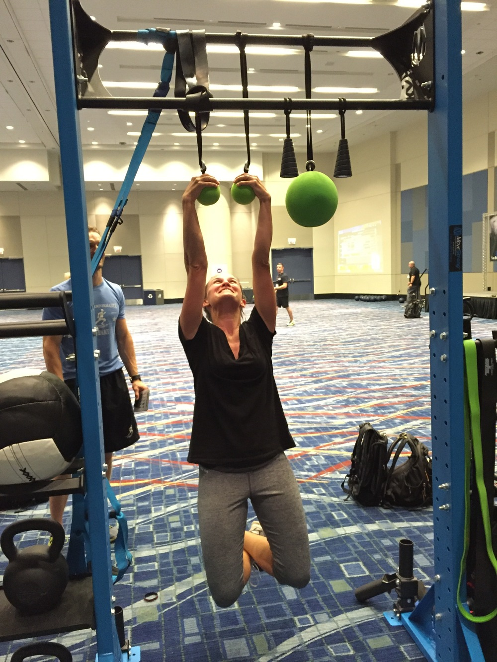 Grip strength pull-ups