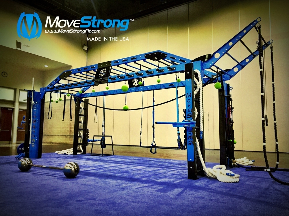 MoveStrong Nova XL Functional Training Station