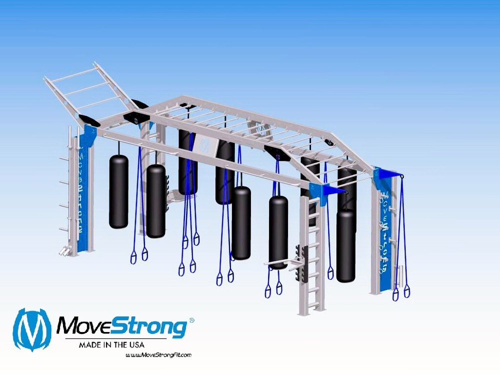 Nova XL Arch Bridge for Boxing