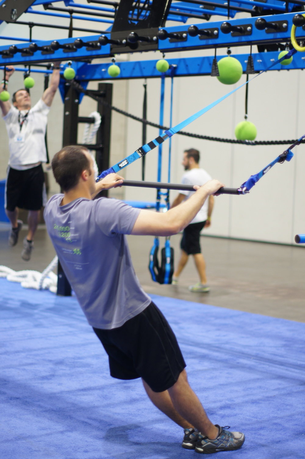 Elevate Bar suspension training