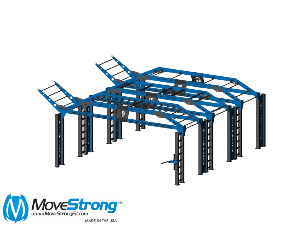 Modular Triple Nova XL Bridge
