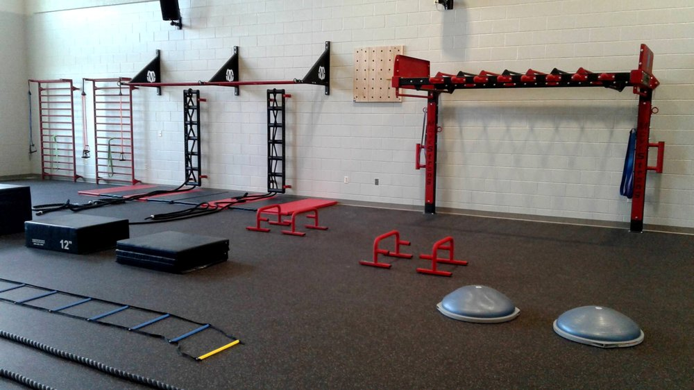 MoveStrong wall mount functional fitness