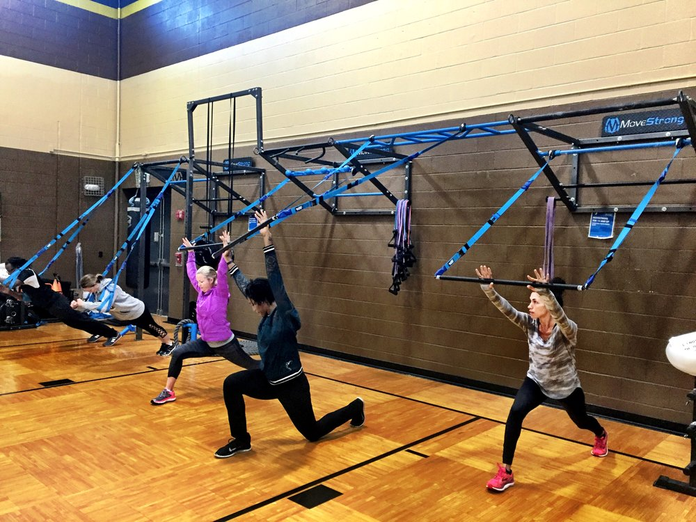 Elevate trainer course for YMCA
