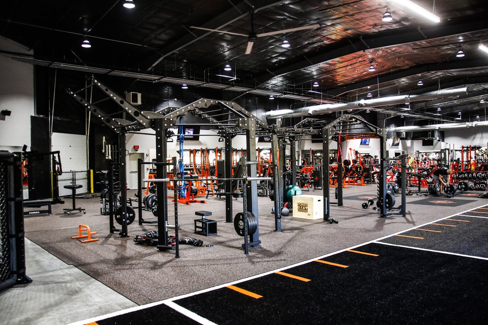 Functional Fitness gym area