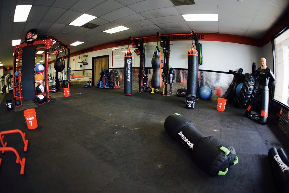 Fight fitness studio