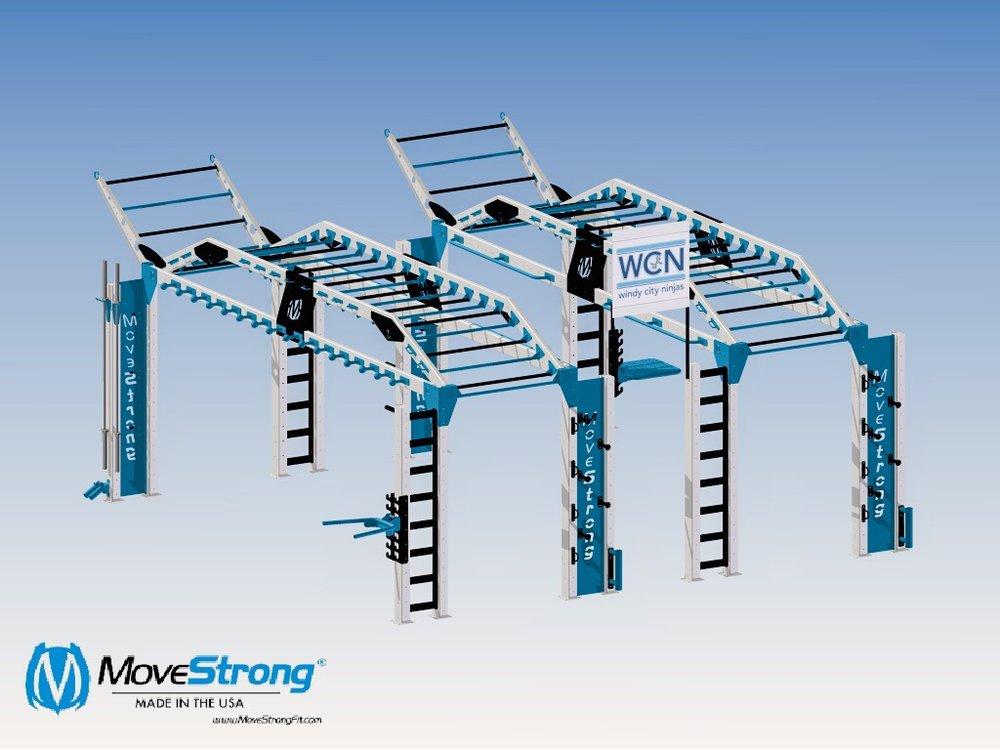 Dual MoveStrong XL Bridges