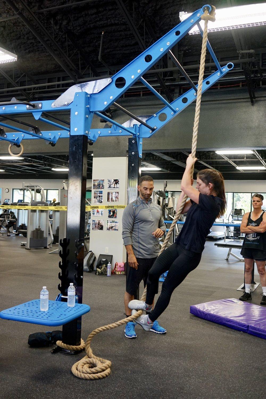 Rope Climb MoveStrong Nova FTS