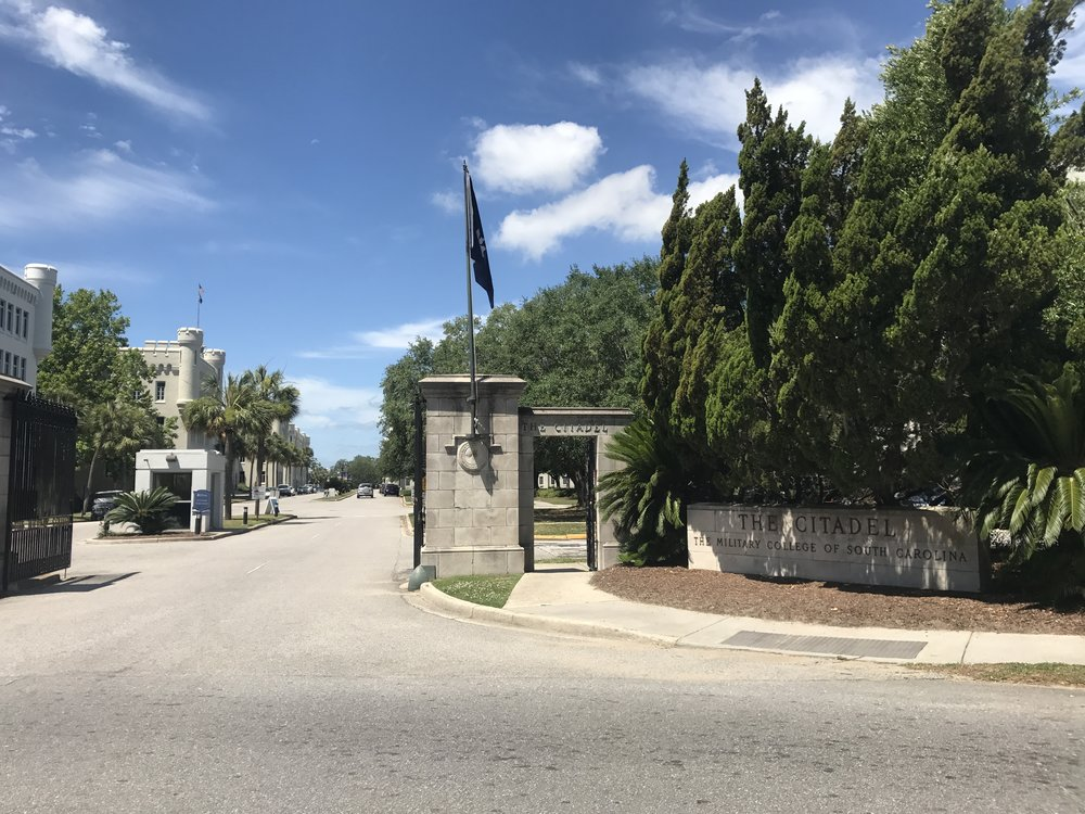 The Citadel Military School