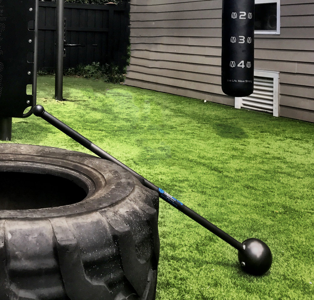 Outdoor SledgeBell