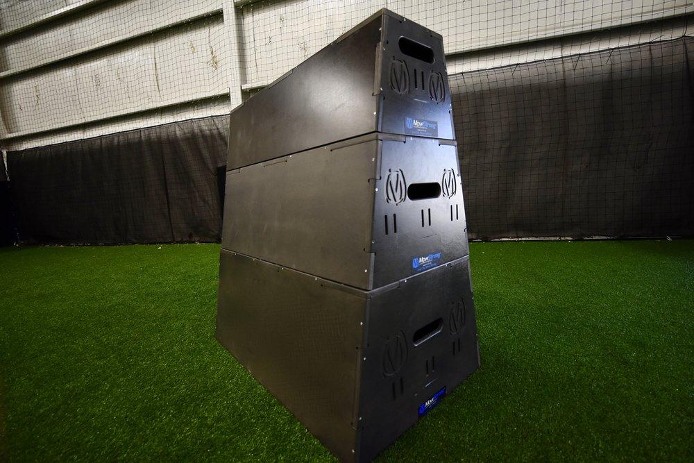 Stackable Vault Boxes