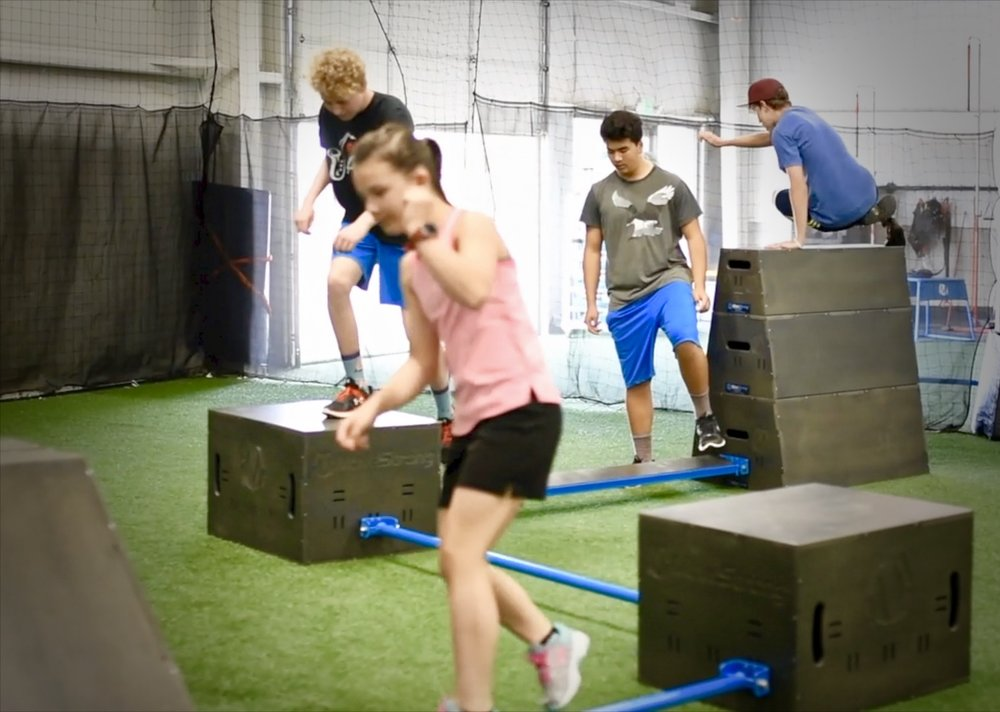 Obstacles for group training