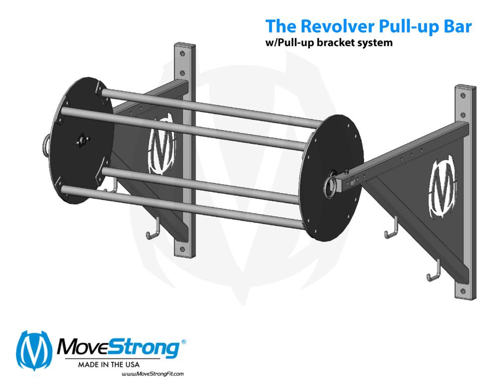 Revolving-pull-up