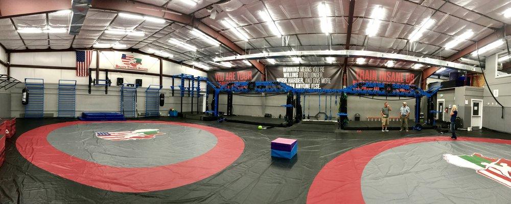 Custom Nova XL Functional Training Station