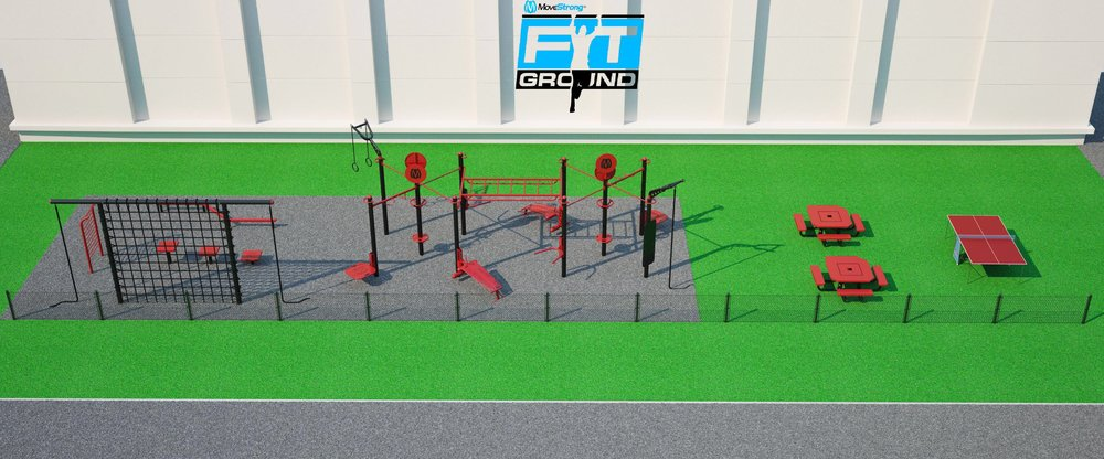 MoveStrong FitGround layout
