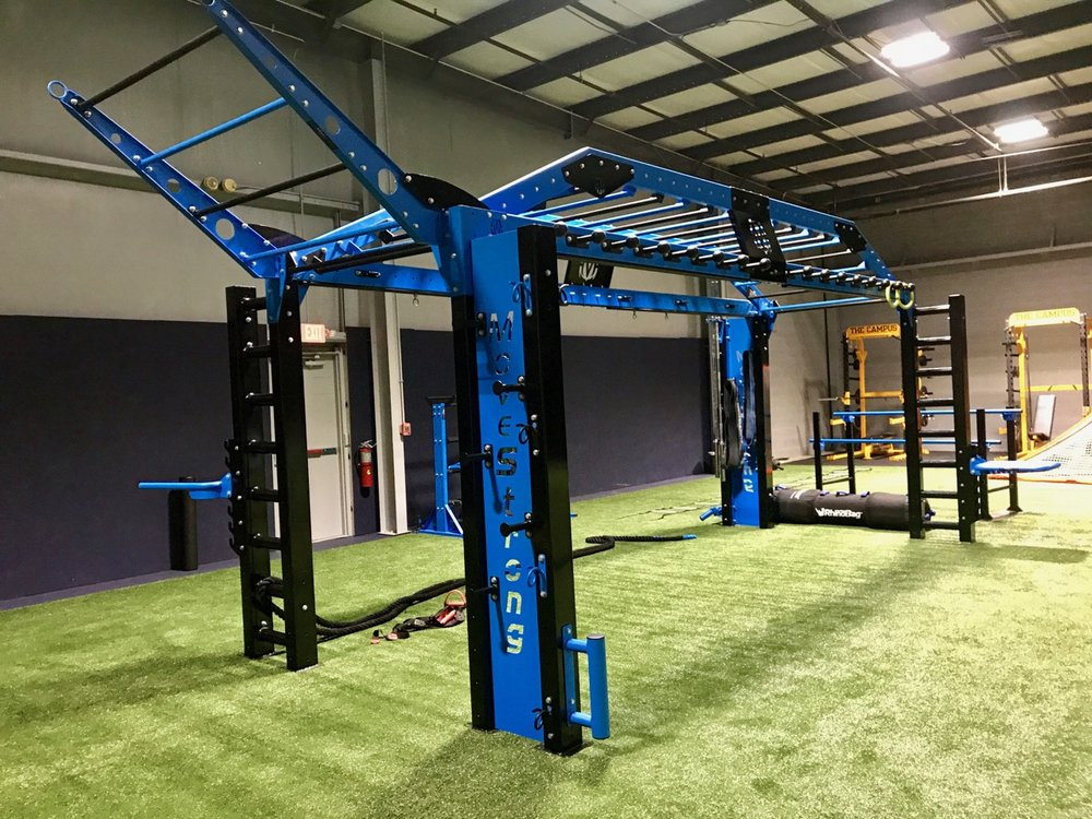 Functional Fitness Training Station