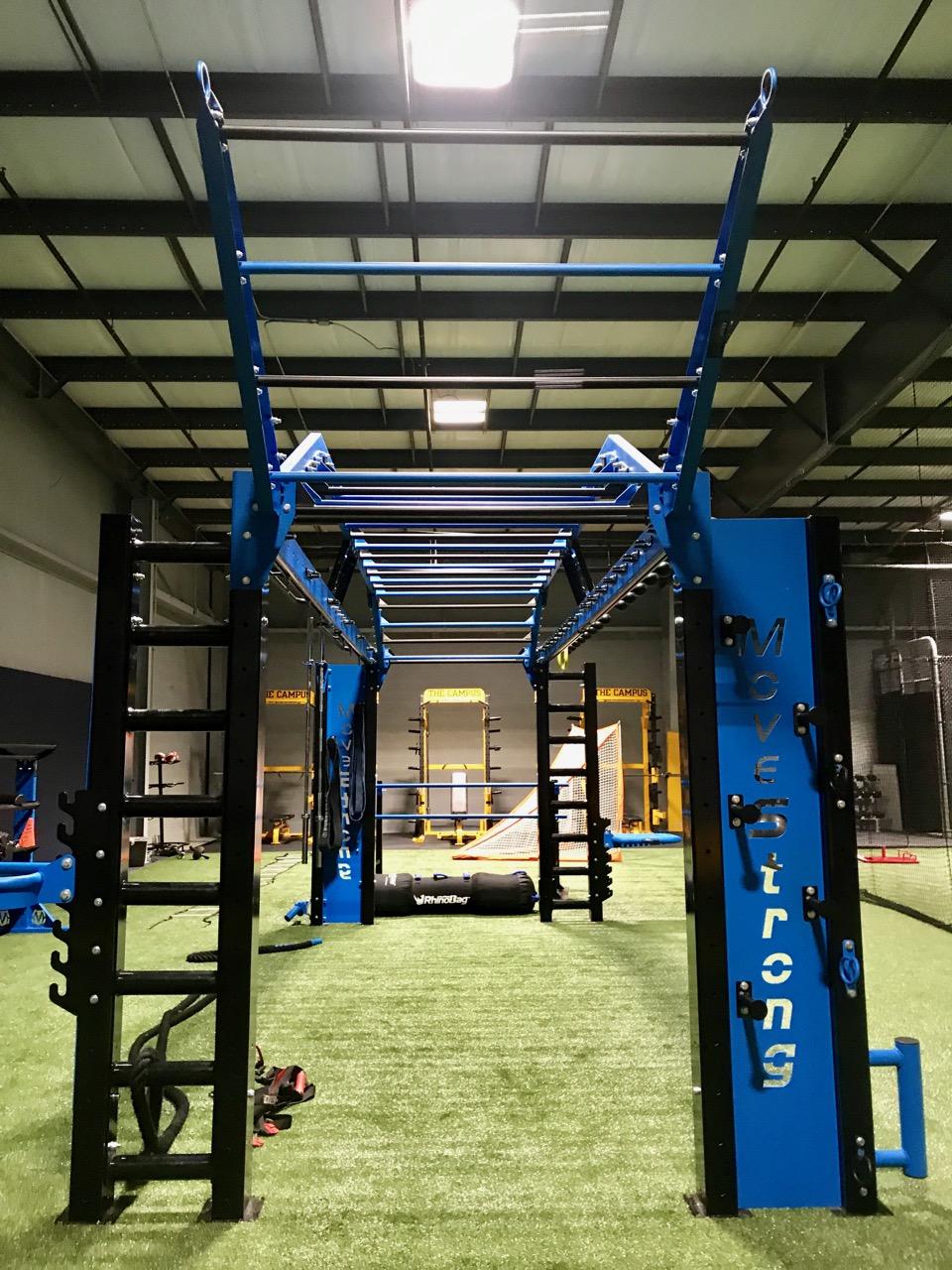 Fitness Gym Rack Station Nova XL