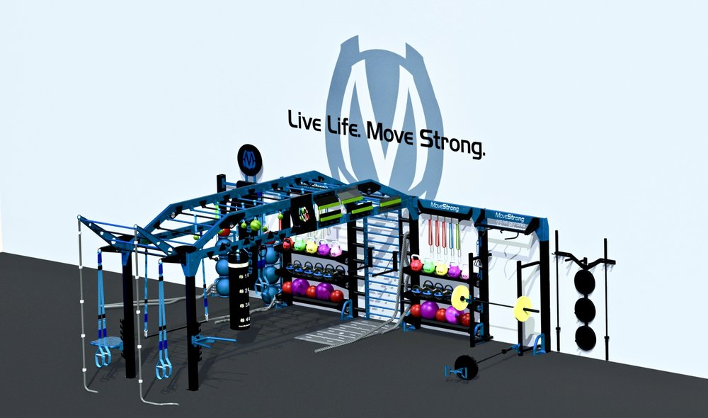 MoveStrong Nova XL In-line