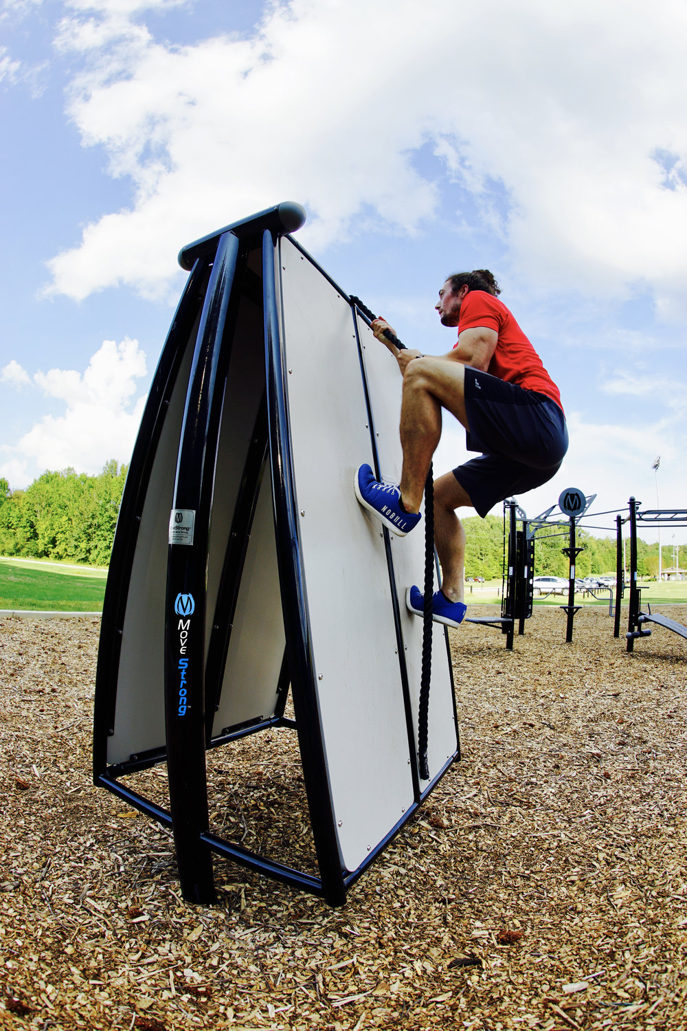 A-Wall Climber Fitround