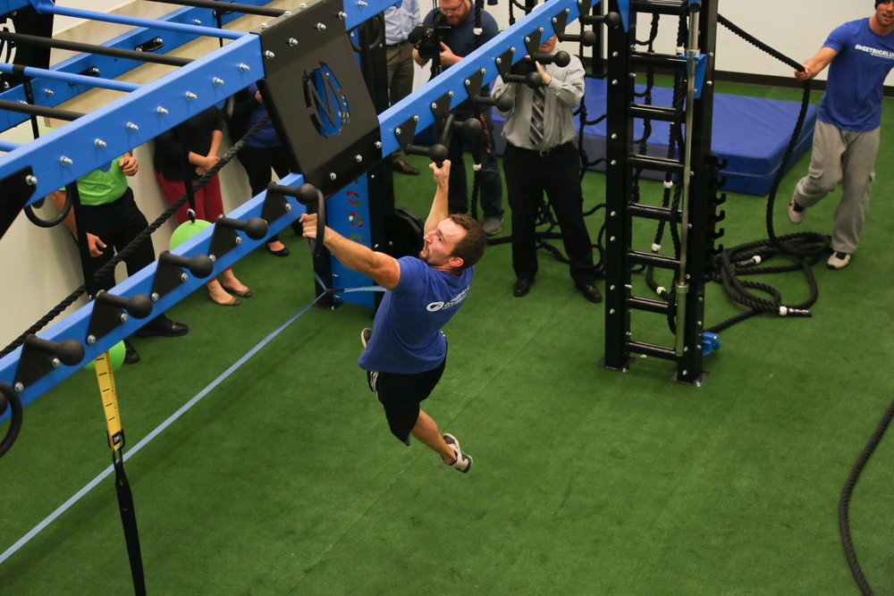 Ninja Strong functional training calisthenics