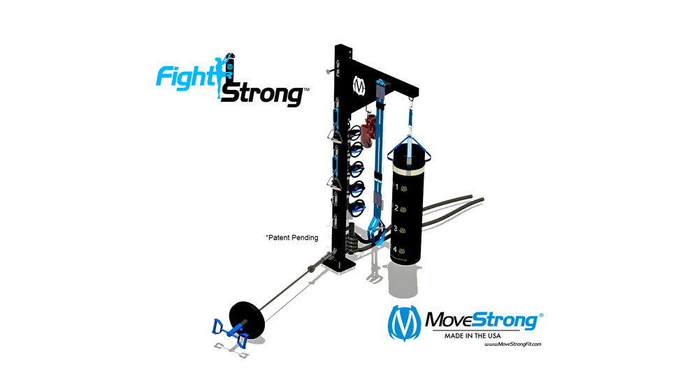 MoveStrong Heavy Bag Stand