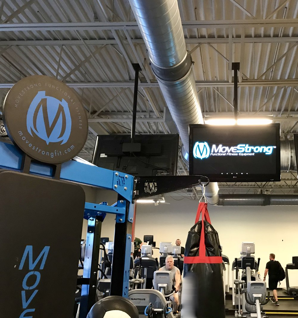 MoveStrong Functional Training Station