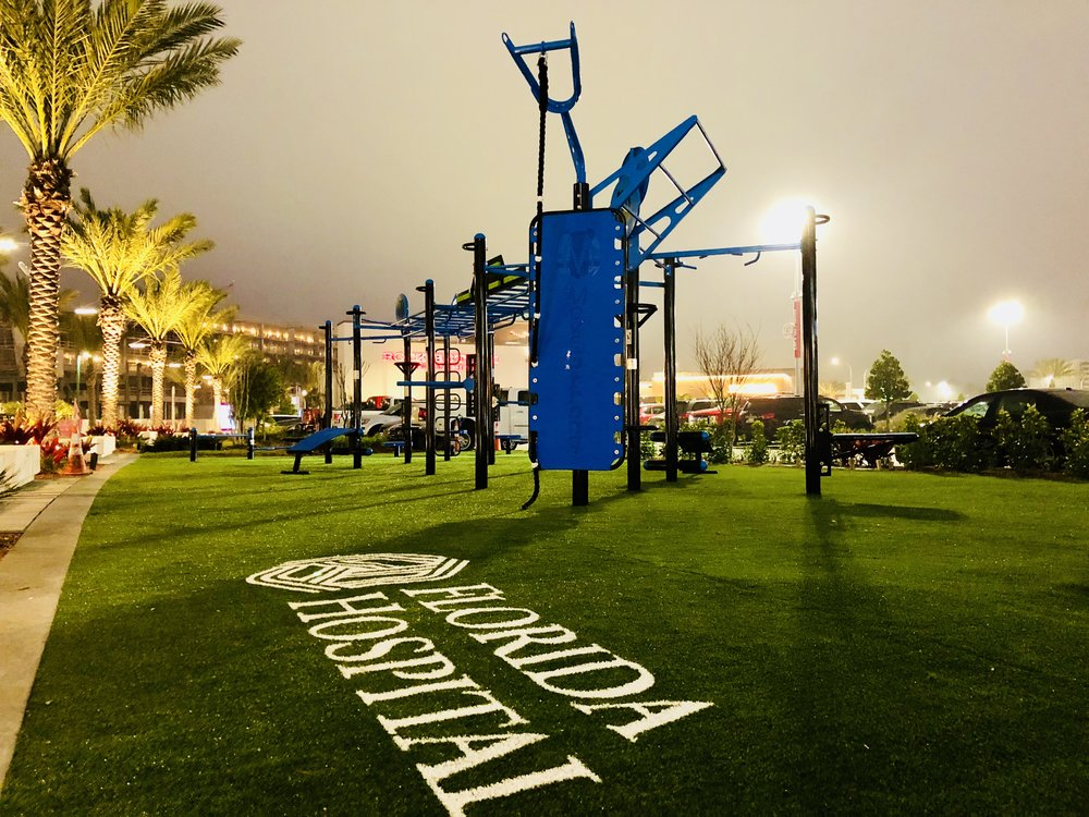 Florida Hospital FitPark