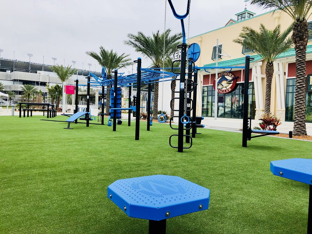 Outdoor Functional Fitness