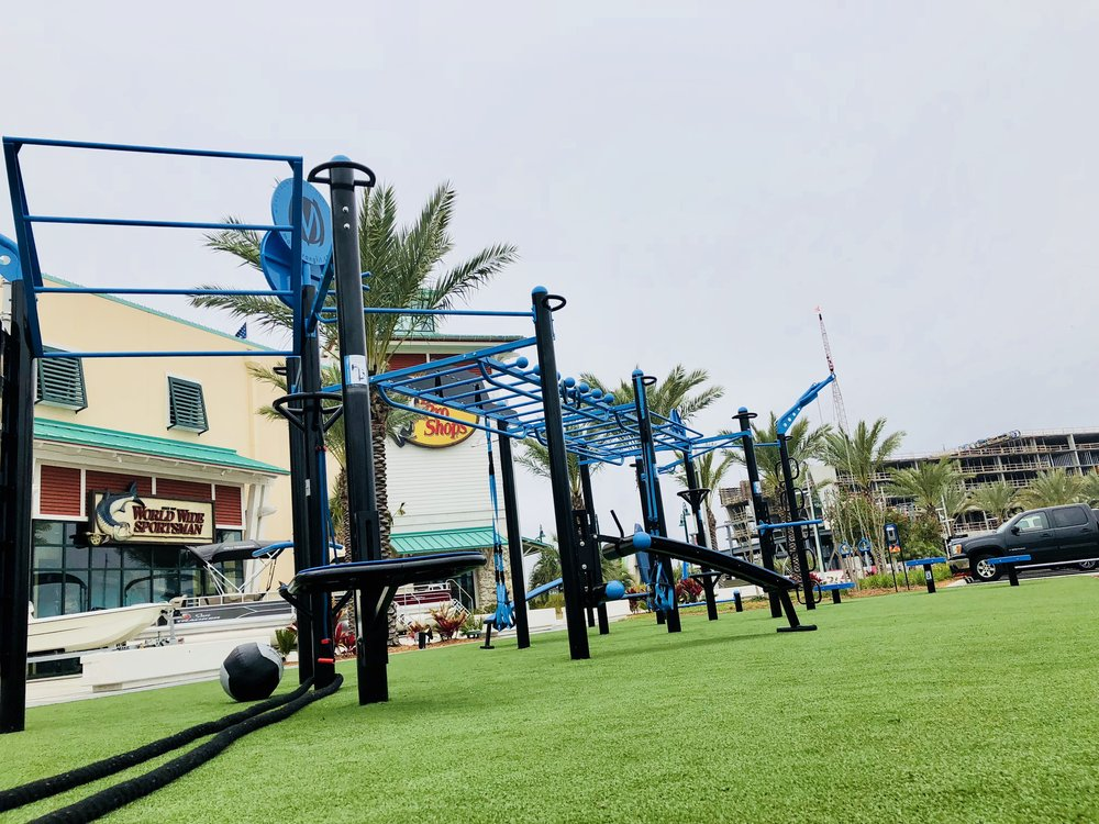 Calisthenics Functional Fitness Equipment