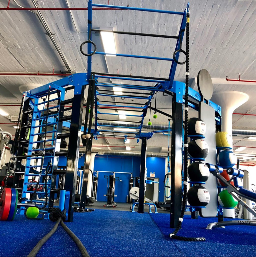 Tapout Fitness Gym