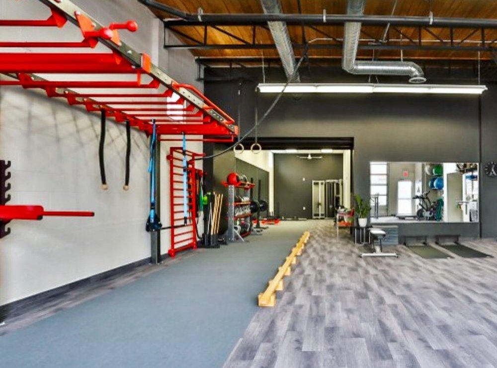 Open Floor Plan With Nova Wall FTS