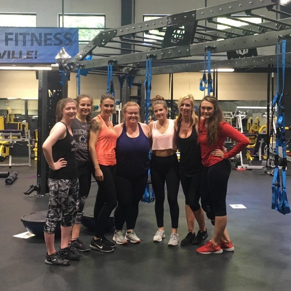 Group Training Fitness Instructors