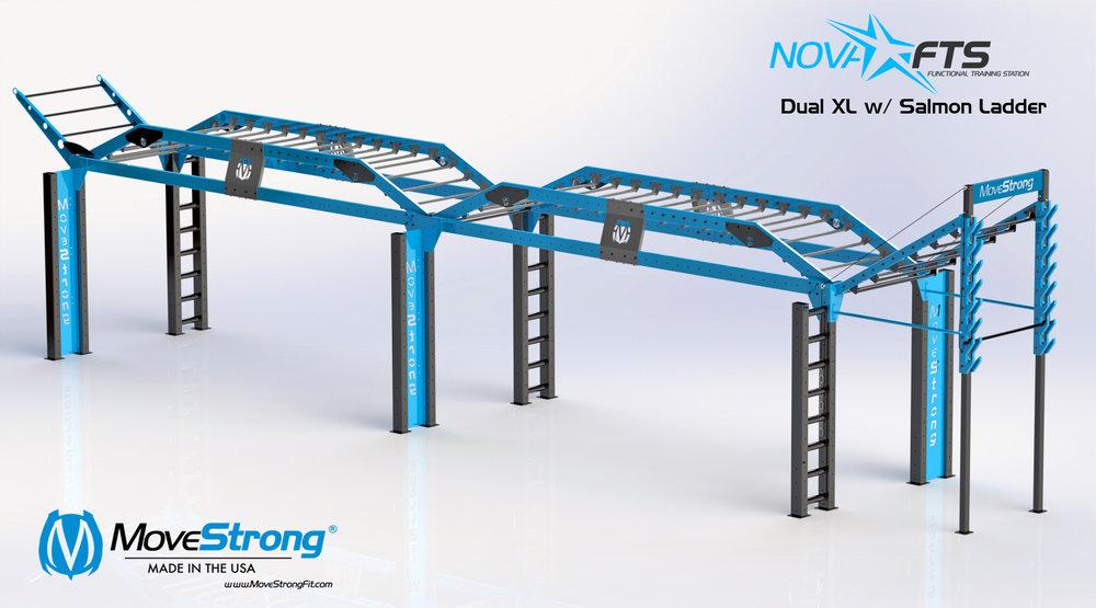 Nova Long Arch Bridge - Double End to End - 1.JPG