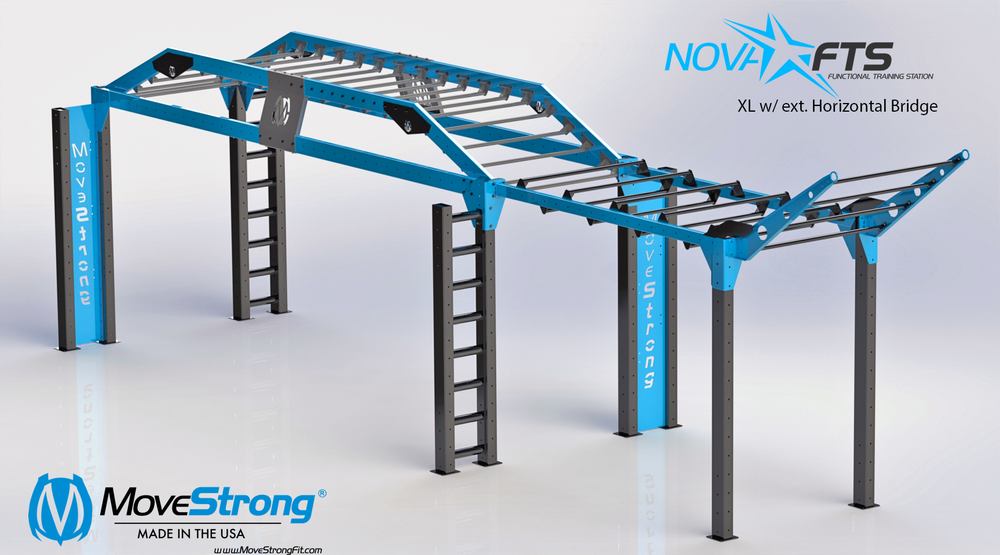 Nova XL w/ 10' Extension Bridge
