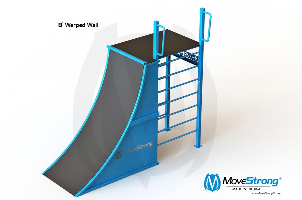 8' Warped Wall MoveStrong