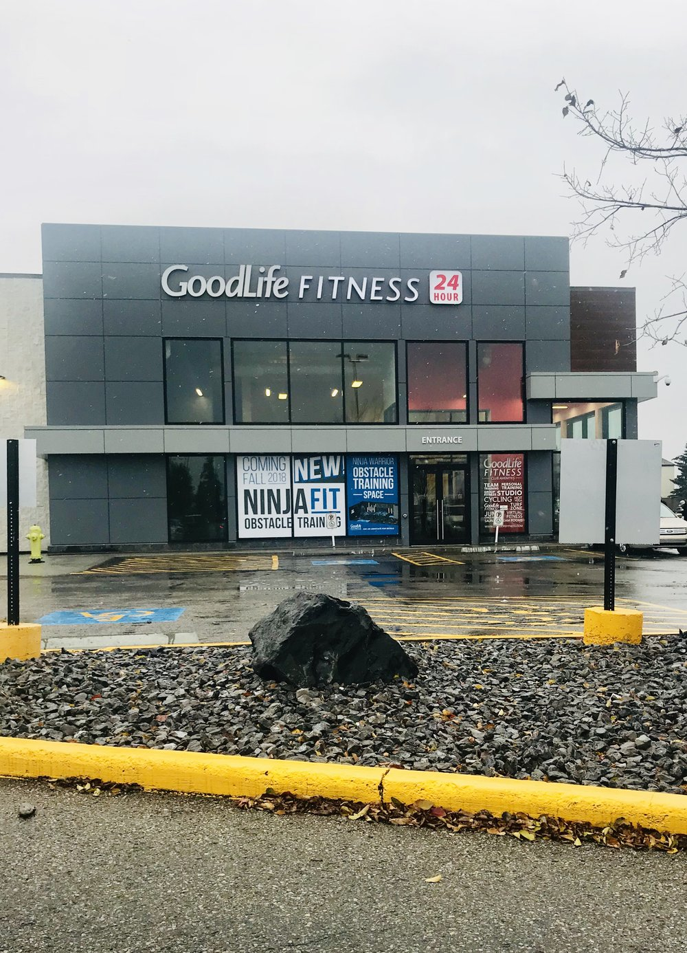 GoodLife Fitness Red Deer to Launch NinjaFit with MoveStrong