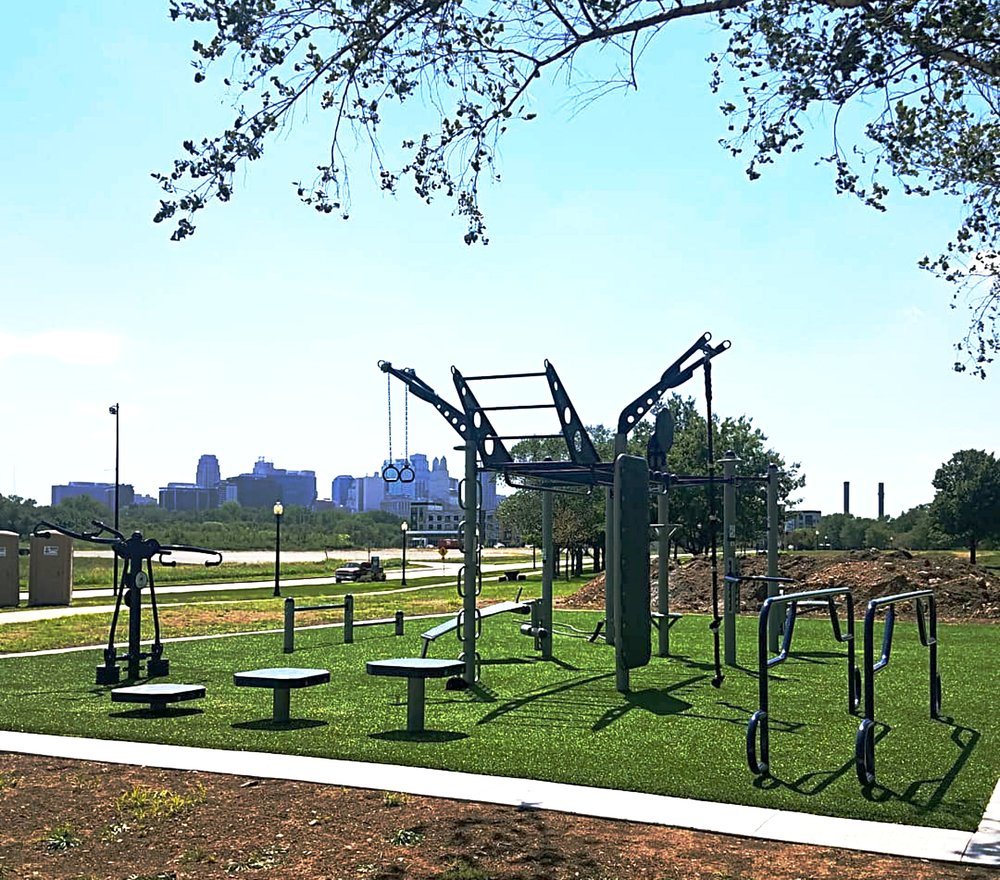 City Park adds Movestrong FitGroun