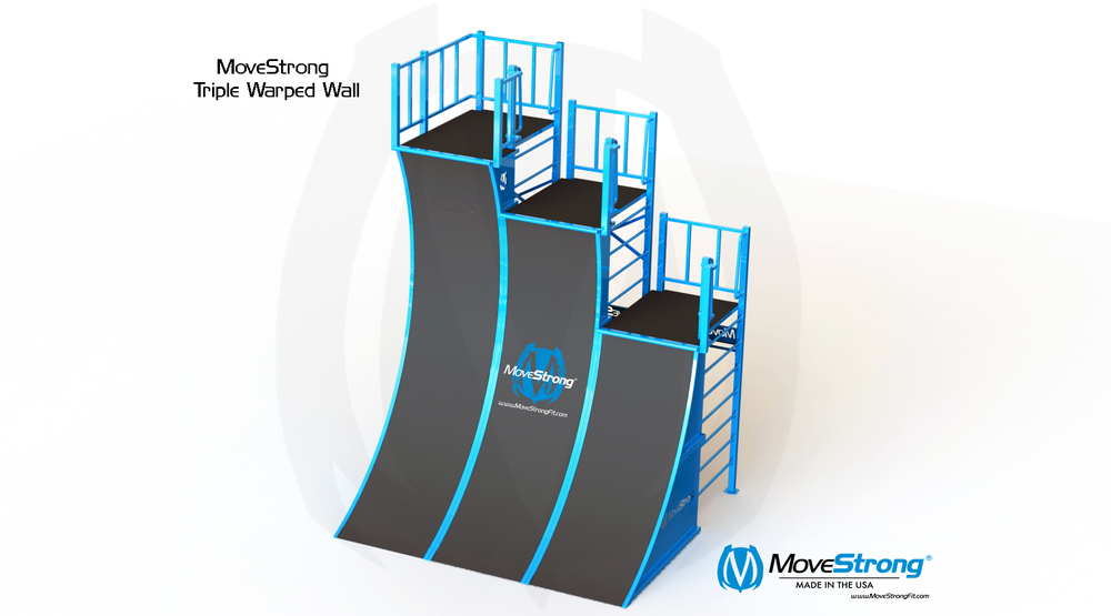 MoveStrong Warped Wall