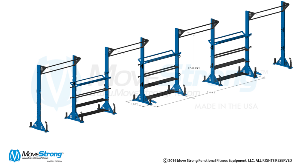 Modular Elite Storage_ FOUR Pull-up bar-Uprights.png