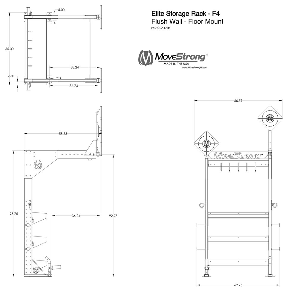 Elite Storage Rack - F4_46in Extended Pull Up-1_DIMS_web image.jpg