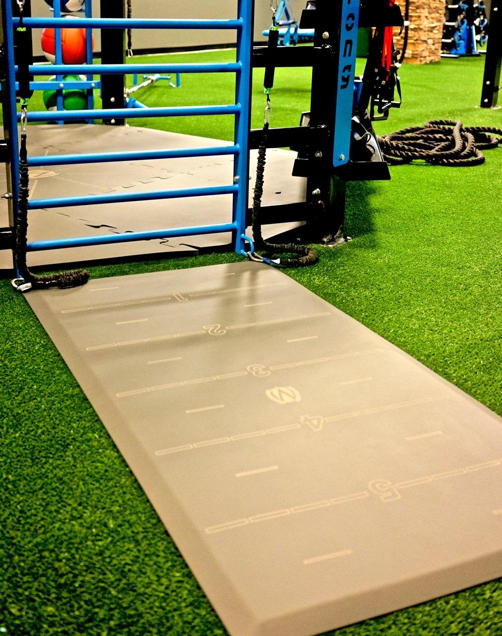 Stall Bar Mobility Mat