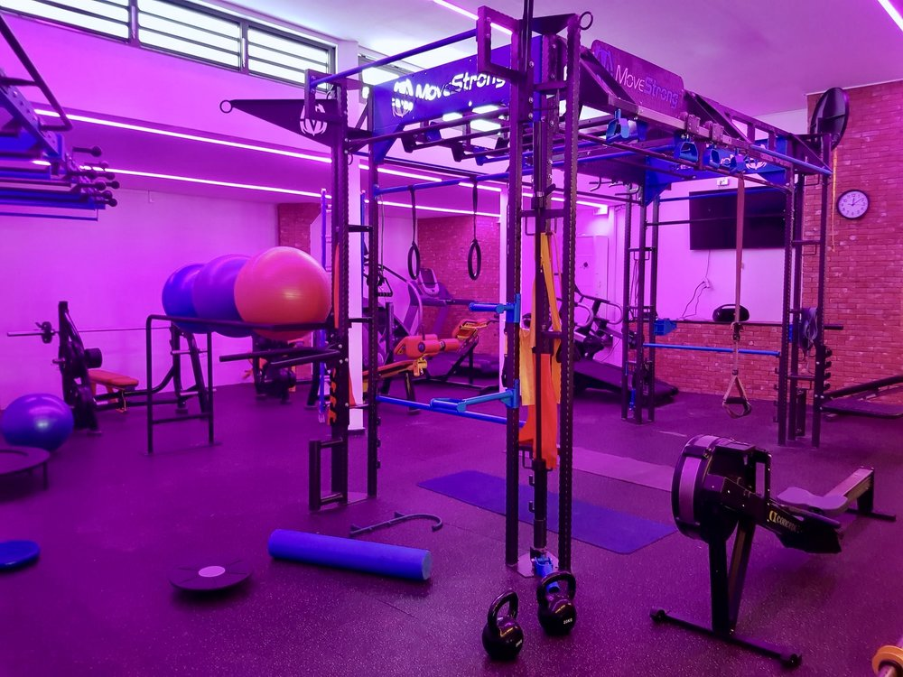 Tahiti Fitness Gym Functional Fitness