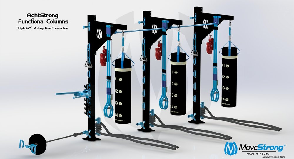 Functional Training Heavy Bag Stands