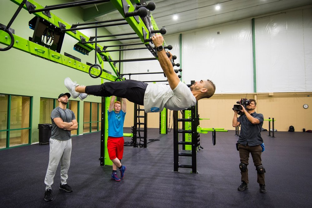 Calisthenics Training on MoveStrong