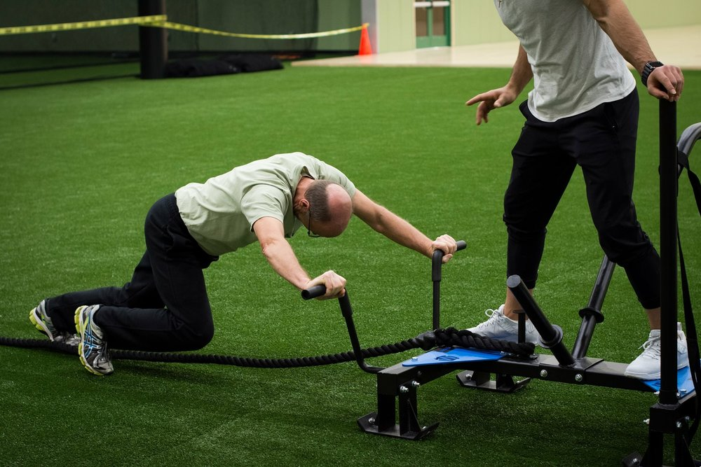 Mantis Power Sled Fitness